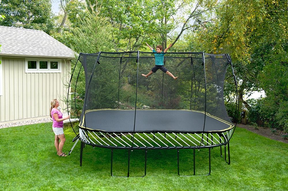 grand trampoline