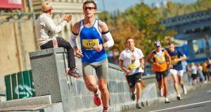 course à pied protéines