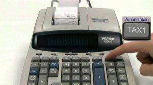 choisir une calculatrice imprimante